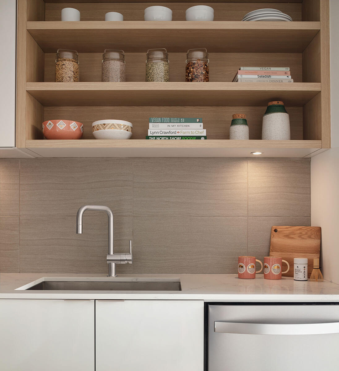 marine and fell kitchen shelving