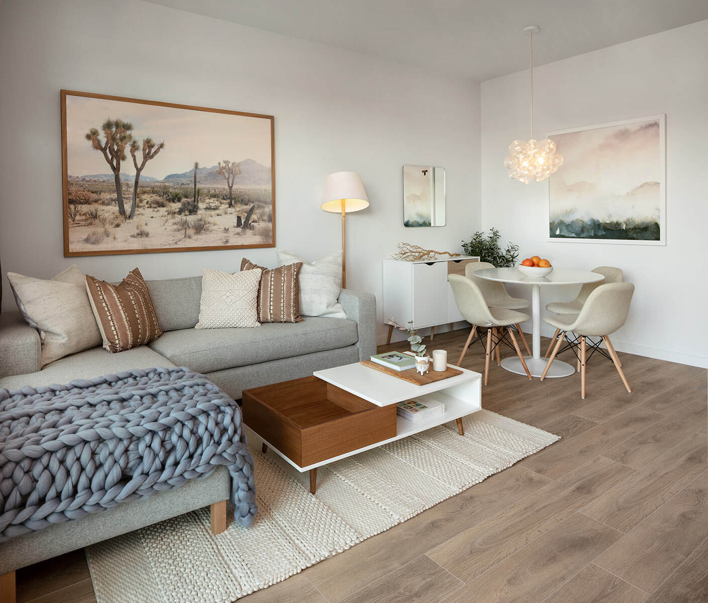 marine and fell living dining